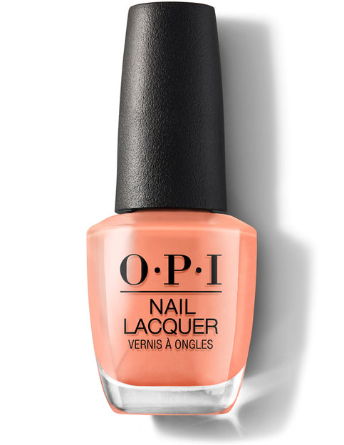 Freedom of Peach - Nail Lacquer