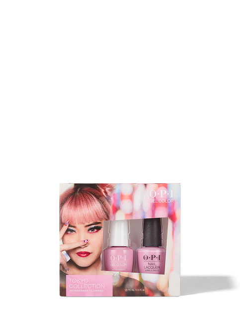 Tokyo Spring '19 GelColor & Lacquer Duo Pack #1