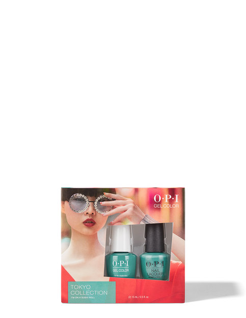 Tokyo Spring '19 GelColor & Lacquer Duo Pack #3
