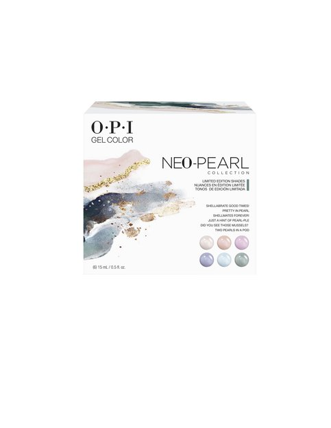 Neo-Pearl GelColor Add-On Kit