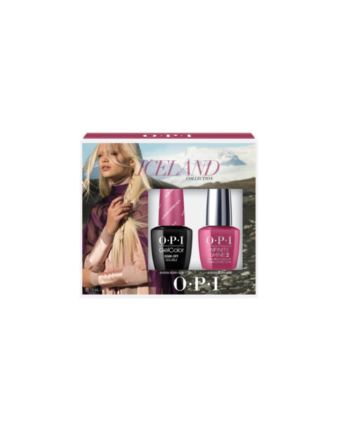Iceland GelColor Infinite Shine Duo #3 - Kits - OPI