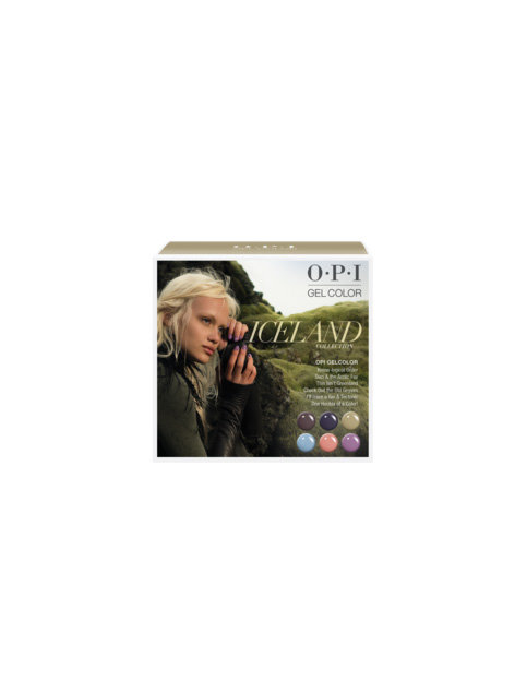 Iceland Collection GelColor Add-On Kit #2 - Kits - OPI