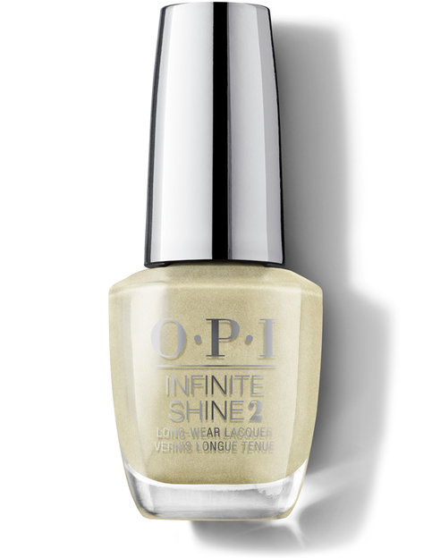 Gift of Gold Never Gets Old - Infinite Shine - OPI