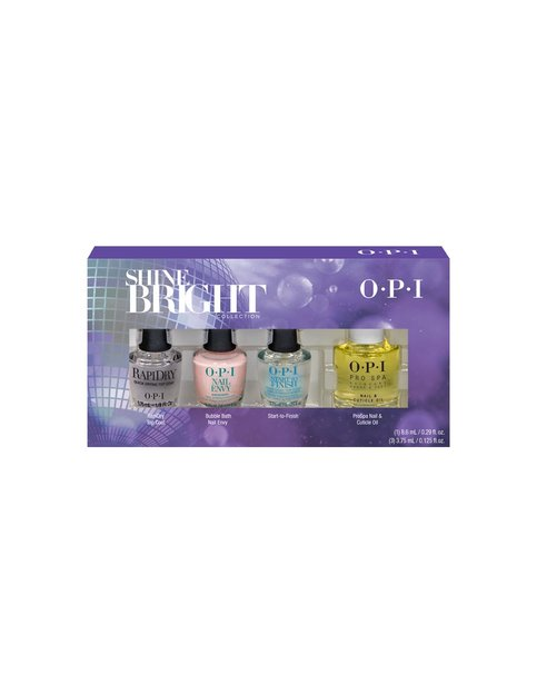 Holiday 2020 Nail Treatment 4pc. Mini Pack