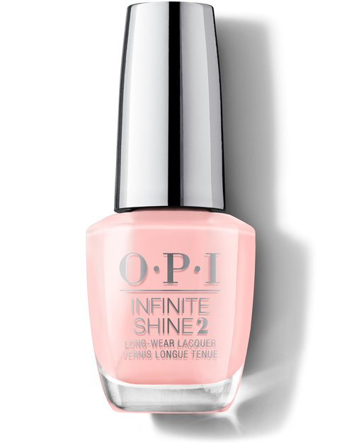 OPI Grease Collection Infinite Shine Hopelessly Devoted to OPI Nail Polish bottle