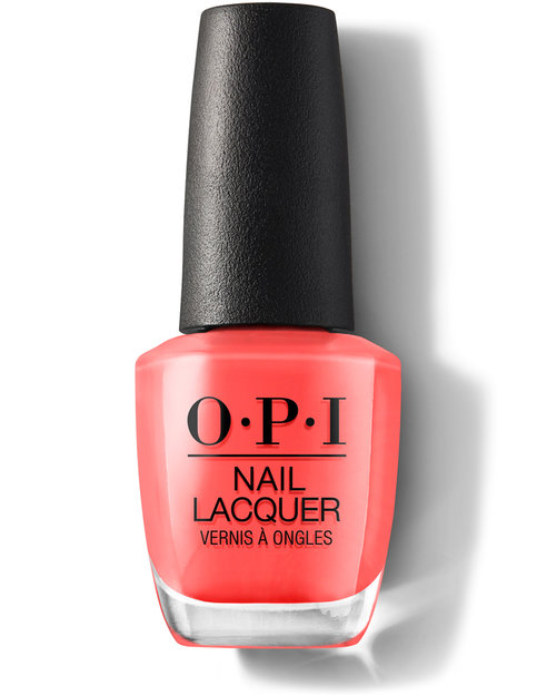 Hot & Spicy - Nail Lacquer - OPI