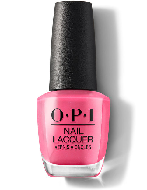Hotter than You Pink - Nail Lacquer