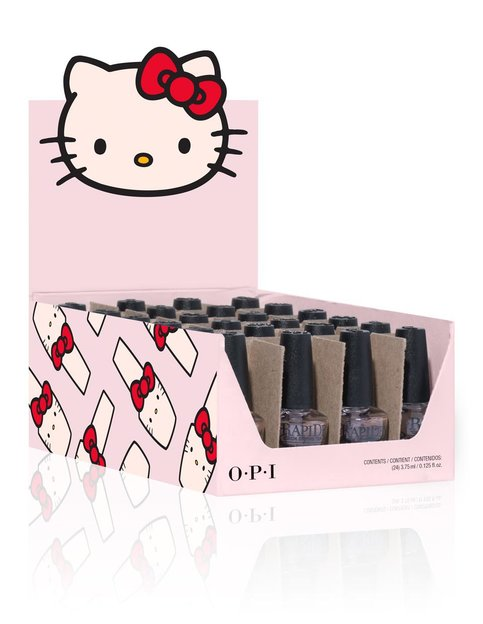 Holiday '19 Salon Client Gifts - Mini Rapidry Top Coat