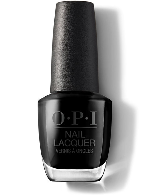 OPI Grease Collection Leather Like Finish - Grease is the Word Nail Polish bottle