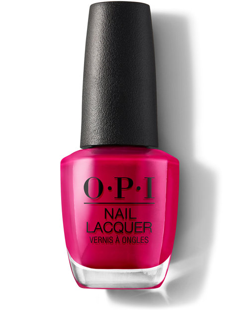 OPI Chrome Effects | Nail Lacquer Application How-To - YouTube