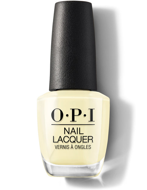 OPI Grease Collection Meet a Boy Cute As Can Be nail polish bottle