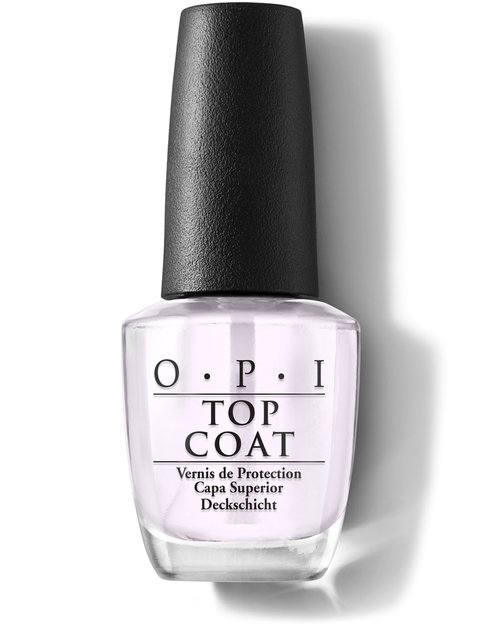 OPI Nail Lacquer Quick Dry Top Coat, Clear || Skin Deep® Cosmetics ...