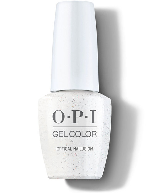 OPI GelColor High Definition Glitters Optical Nailusion