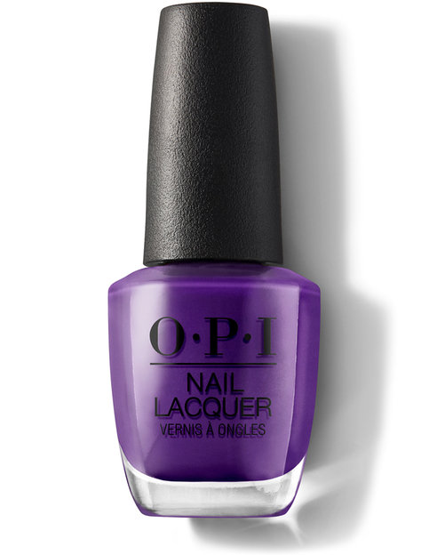 Purple With a Purpose - Nail Lacquer