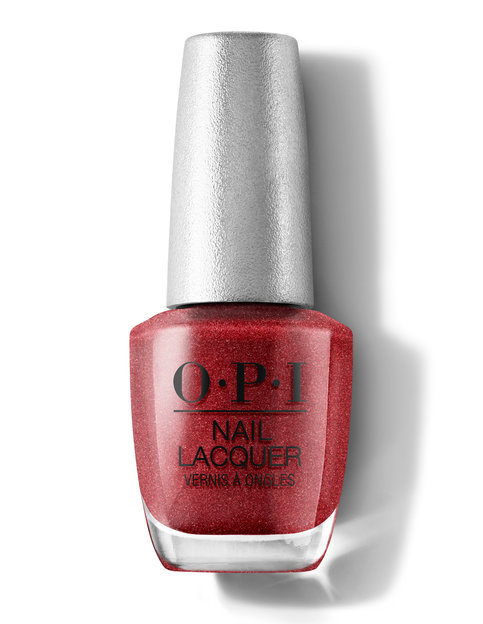 OPI designer series nail polish bottle reflection