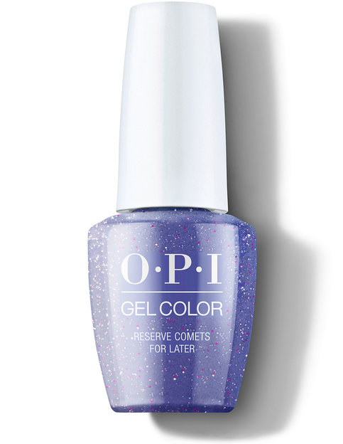 OPI GelColor High Definition Glitters Reserve Comets For Later