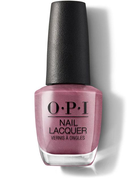Reykjavik Has All The Hot Spots Nail Lacquer Opi