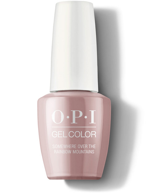 OPI Somewhere Over the Rainbow Mountain