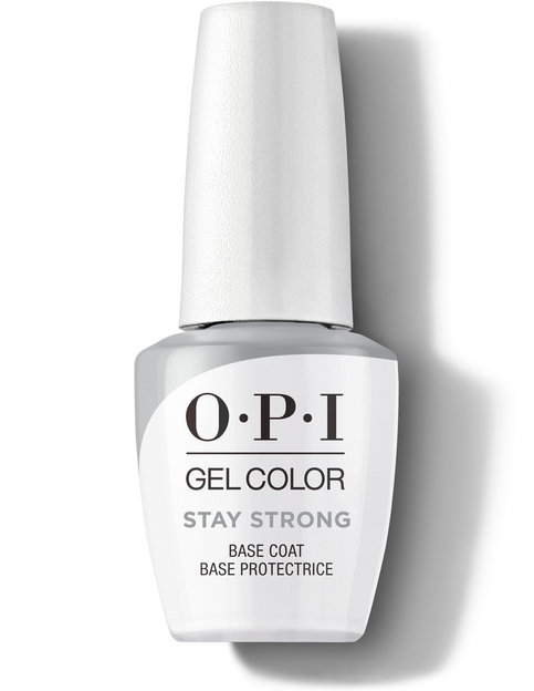 OPI GelColor Stay Strong Base Coat