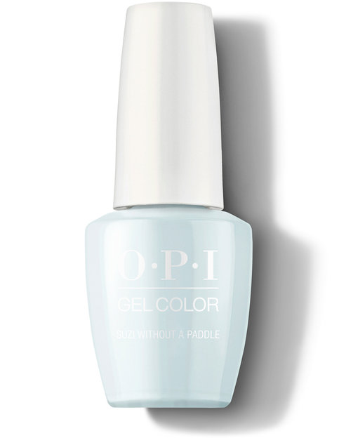 Suzi Without a Paddle - GelColor - OPI