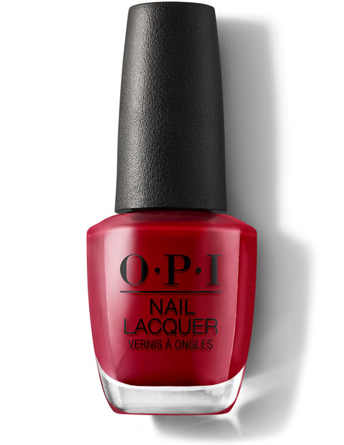 OPI Grease Collection Tell Me About It Stud Nail Polish bottle