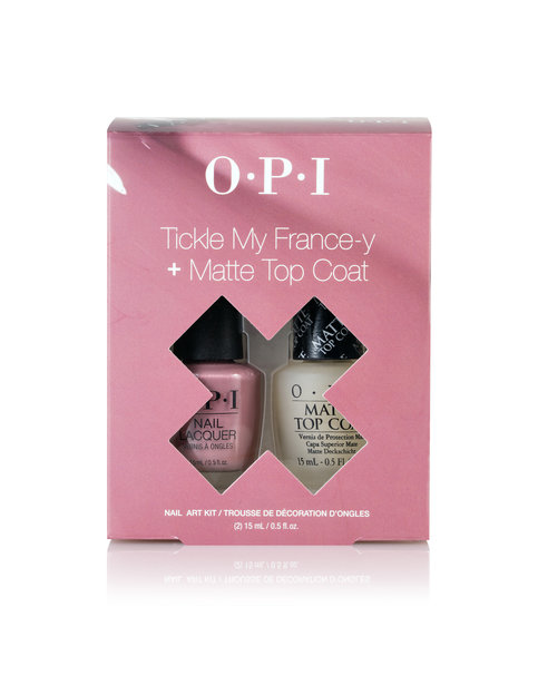Tickle My France-y Nail Art Duo