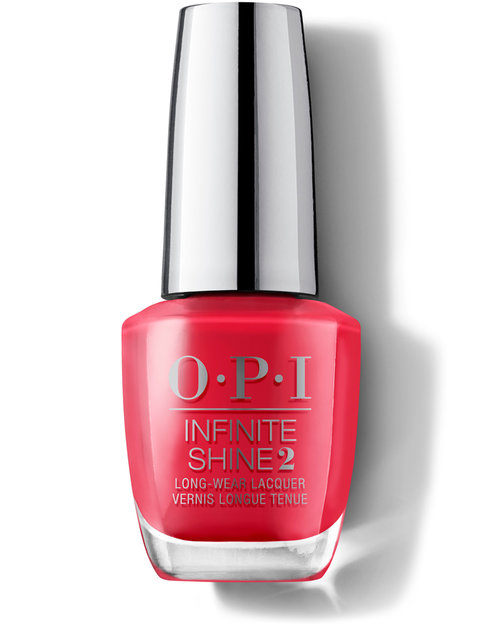 OPI Lisbon Collection Infinite Shine long wear nail polish We Seafood and Eat It