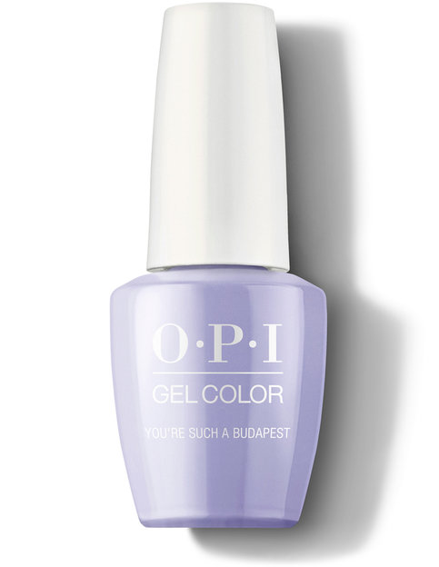 You're Such a BudaPest - GelColor - OPI