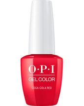 Coca-Cola Red - GelColor - OPI