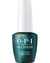 This Color's Making Waves (Hawaii) - GelColor - OPI