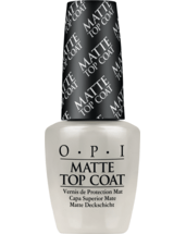 Matte Top Coat - Care Product - OPI