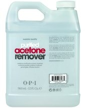 OPI Pro Liquids | Purified Acetone Remover