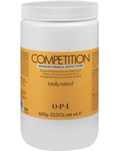 Competition Powder - Totally Natural - Acrylic Liquids & Powders - OPI