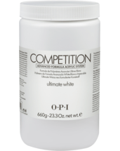Competition Powder - Ultimate White - Acrylic Liquids & Powders - OPI