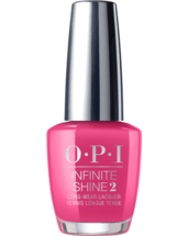 Infinite Shine Iconic Shades by OPI | Cha-Ching Cherry bottle