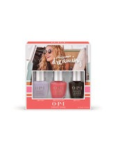 OPI California Dreaming collection Infinite Shine trio pack