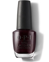 OPI Black to Reality
