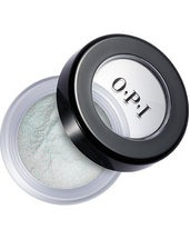 """Chrome Effects powder in Blue """"Plate"""" Special open jar"""