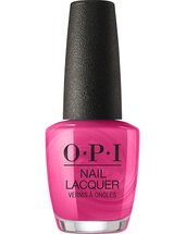 California Raspberry - Nail Lacquer - OPI