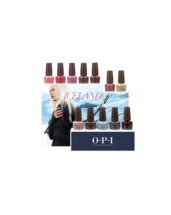 OPI Iceland Collection Nail lacquer Edition-A Display