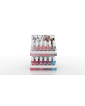 GelColor Icons 24PC Acrylic Store Display 1
