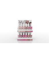 GelColor Icons 24PC Acrylic Store Display 2
