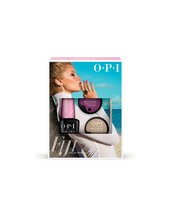 Fiji GelColor & Artist Series Trio Pack #1 - Displays & Kits - OPI