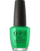 OPI Nail Lacquer bottle Green Come True