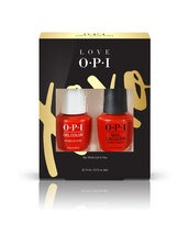 OPI LOVE OPI XOXO GelColor & Nail Lacquer duo pack #1