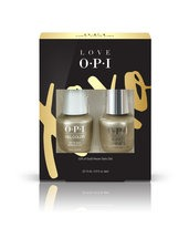 OPI LOVE OPI XOXO GelColor and Infinite Shine nail polish duo pack #2