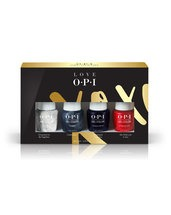 OPI LOVE OPI XOXO GelColor nail polish 7.5 mL 4 pack