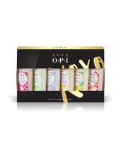 OPI LOVE OPI XOXO Collection AVOJUICE 6 PACK