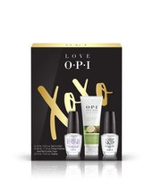 OPI LOVE OPI XOXO Collection PROSPA MANICURE TRIO KIT