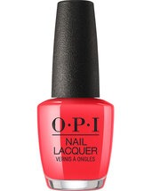OPI Nail lacquer bottle I Eat Mainely Lobster